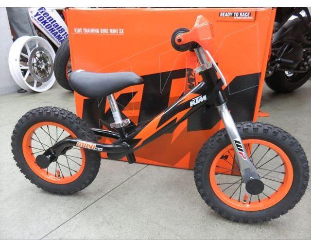 キッズトレーニングバイク